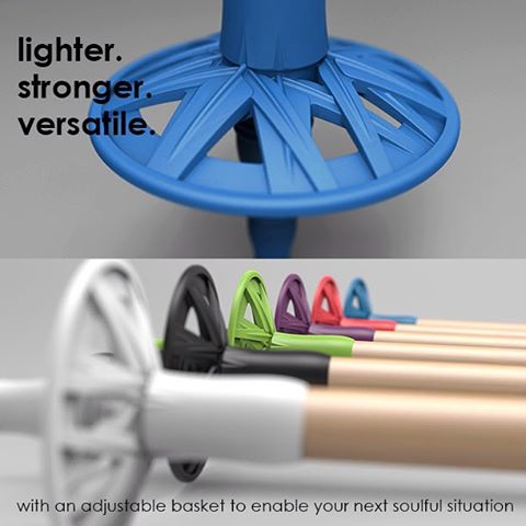 Lighter, Stronger and more Versatile. Pre-order SoulLite on www.soulpoles.com and get 30% off // #plantyoursoul