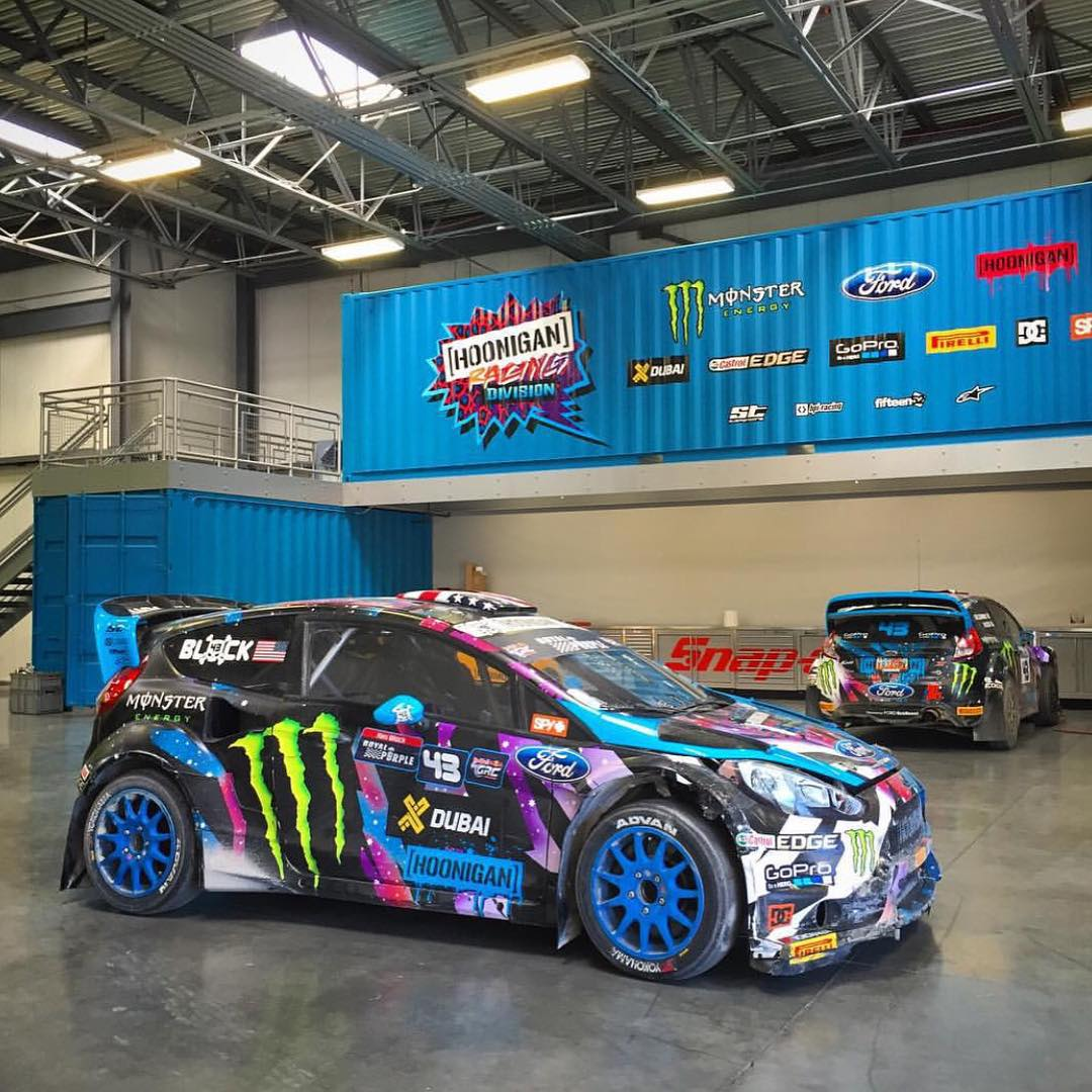 Who's ready for @redbullgrc LA next weekend? @hooniganracing #supporthooniganism