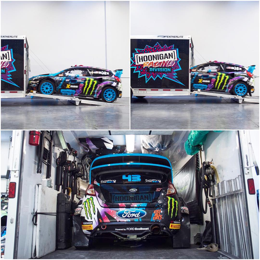 It's been a really fun few weeks away from racing, but I'm ready to get back into my Ford Fiesta ST #RX43 racecar to continue my Global Rallycross Championship battle. I'm looking to defend the championship points lead (that I've held since race 1!) in...