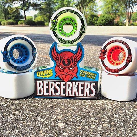 Anyone wanna play skateboards today? #GoBERSERK! #sundayfunday #thane #berserkers  #divinewheelco #divinewheels