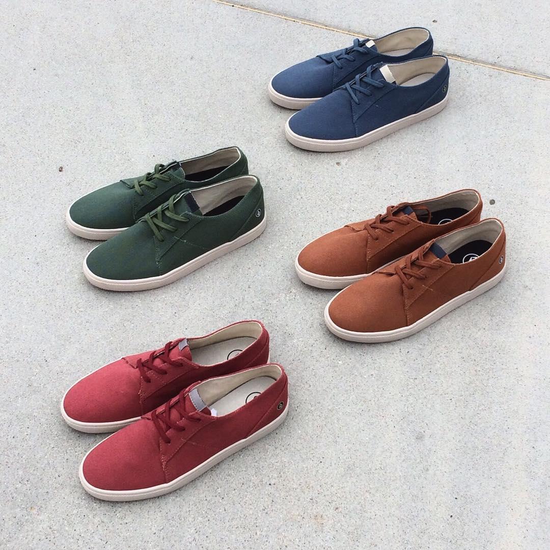 Paleta de verano #LoFi #Volcomfootwear muy pronto en #VolcomStores #SS16