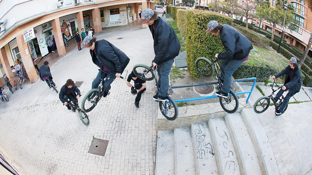 @nike's brand new #BMXinSpain edit is now live on XGames.com!  Click the link on our profile page to check it out. (