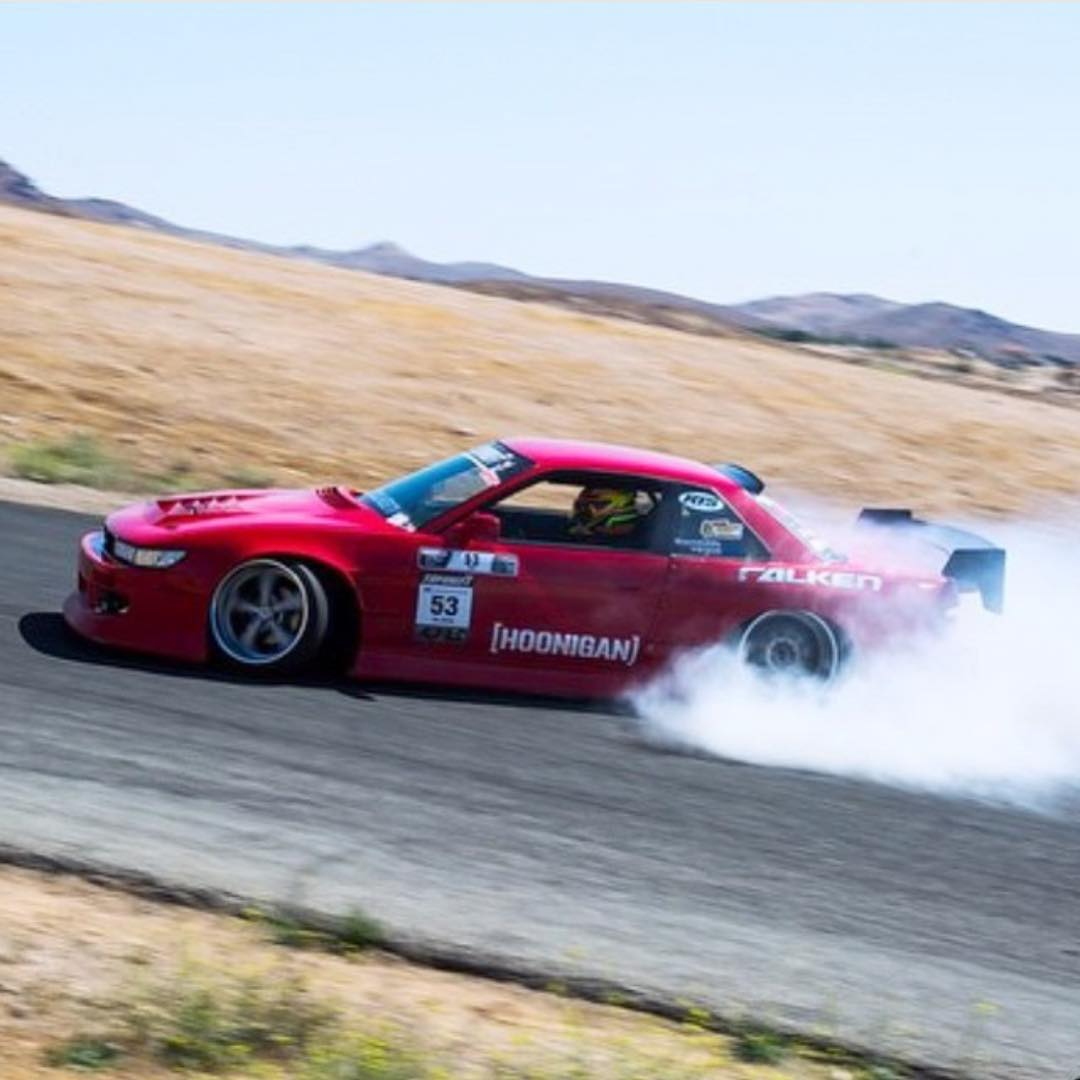 Congrats to our buddy @b_olsen_ for earning his Pro2 @FormulaD license yesterday! #SupportHooniganism #southwestdrift