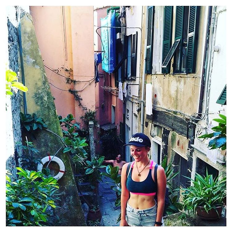 Travel far & travel wide. #Indohat in Italy alleyways giving us major wanderlust. Regram via @kris27792 • #Indosole #TiresToSoles #SolesWthSoul #travel #explore #eurotrip #letsgo
