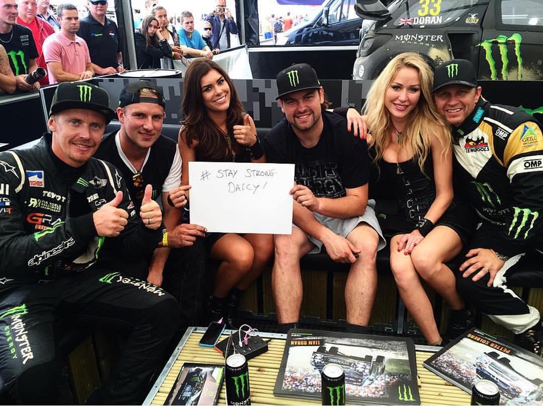 @d_dublu_racing43 #staystrongdarcy