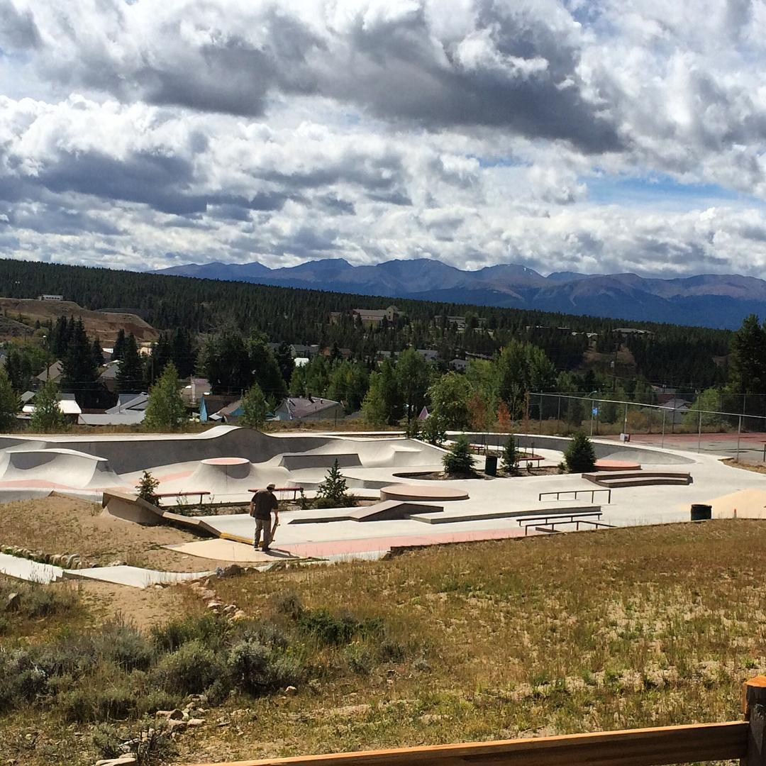 Mountains are the bones of the earth... #coloradoskateboards