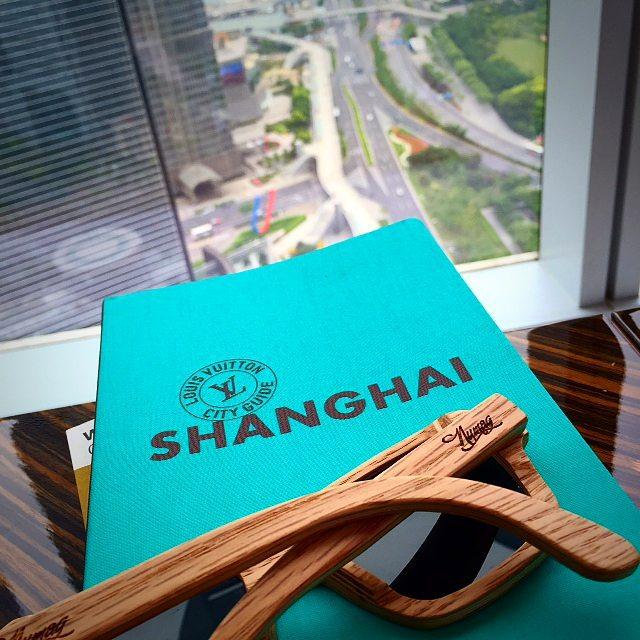 Shanghai City desde las alturas. Numag por el mundo!  #numag #wherenaturerocks #borninargentina #handmade #travel #woodensunglasses