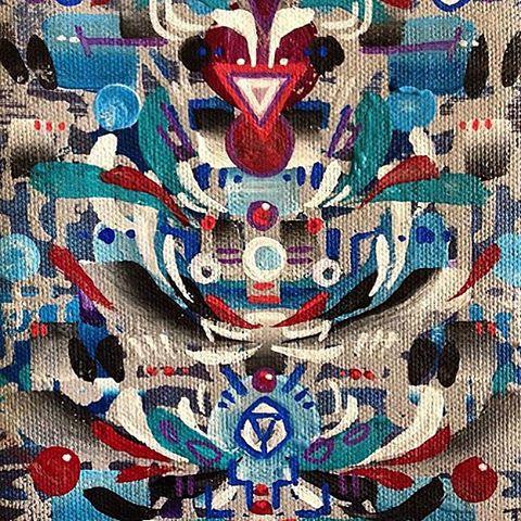 @tourmalinetodd • • Details • • #atx #austintx #texas #tx #spratx #art #canvas #deepintheartoftexas