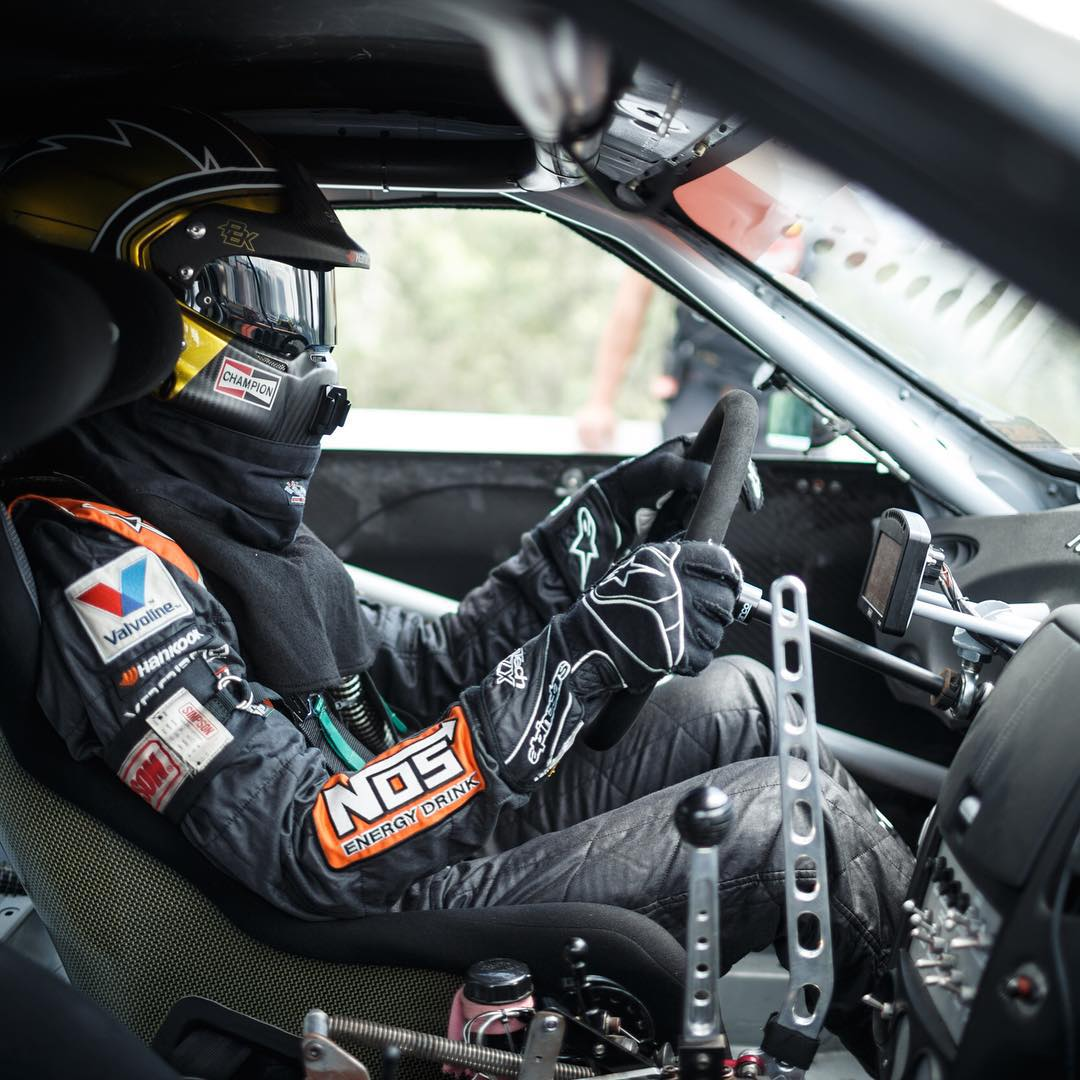 Step into @chrisforsberg64's office, where black is the new black. Photo by @larry_chen_foto #FDNJ #prepareforliftoff