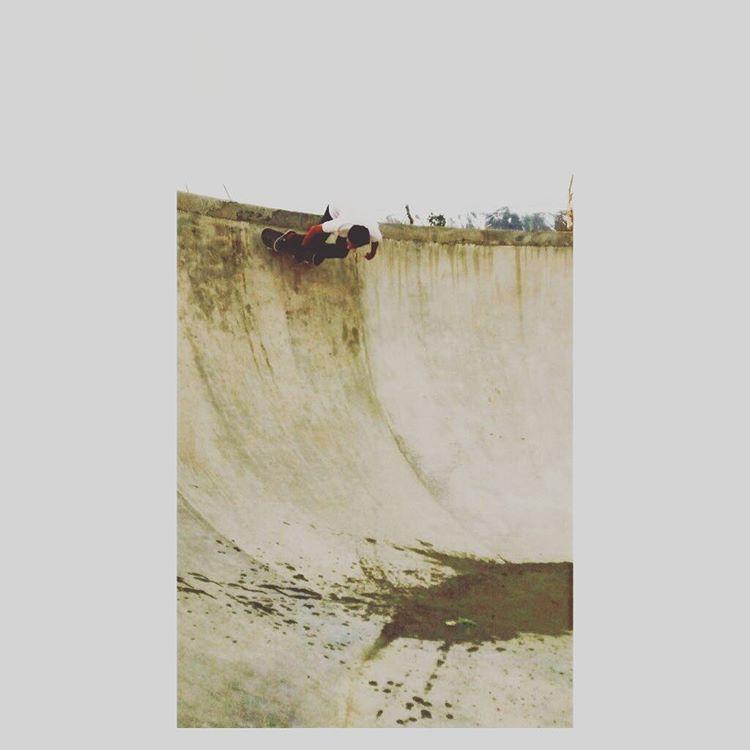 Nicolas Hernandez - Concrete Wave #skateboarding