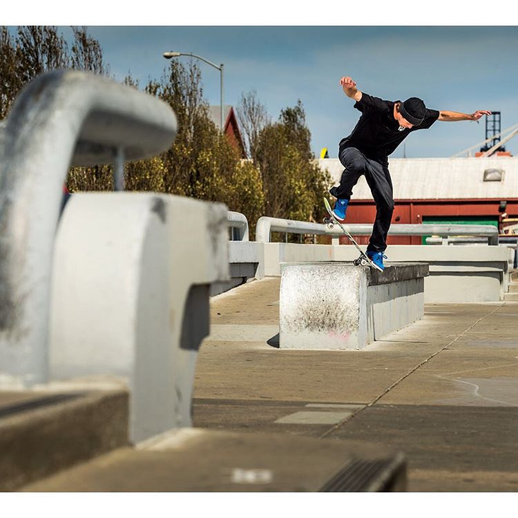 Happy birthday @mattmillerskate! Hope it's as awesome as this switch backside noseblunt!