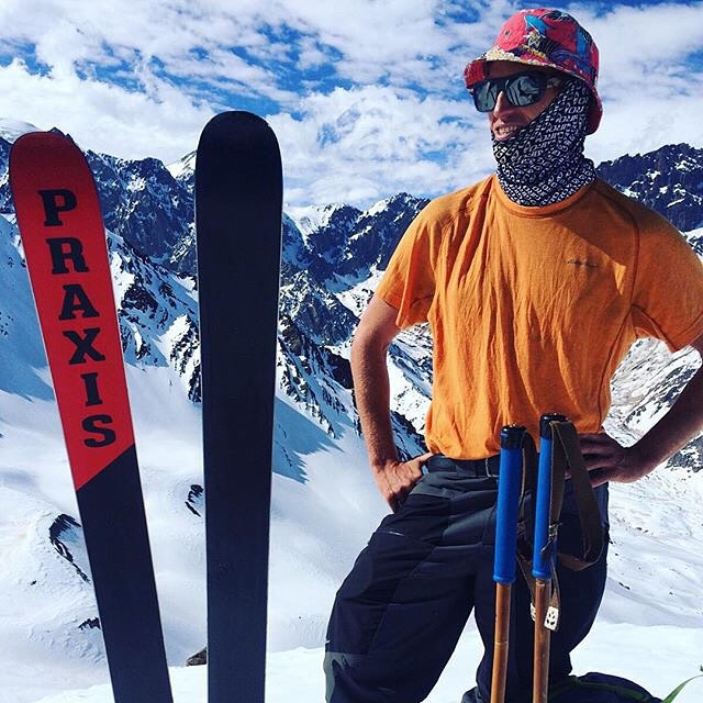 Drew Tabke. In the Andes. Stoic. Per usual... Repost from @drewtabke  #PandaPoles #PandaTribe #TribeUP!