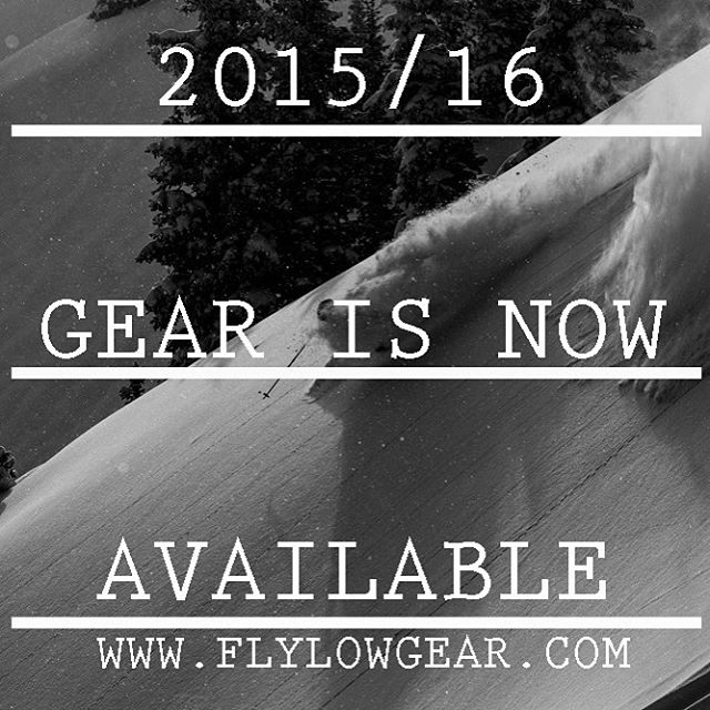 The new winter line is now available. Head over to flylowgear.com and pick up your new kit for the season.  #embracethestorm | #flylowgear
