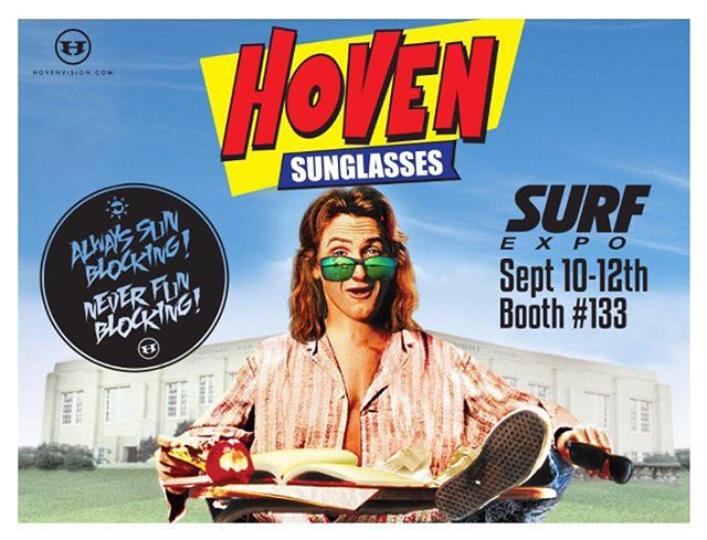 If you're out in Florida for @surfexpo this week, make sure to stop by booth 133 to check out our NEW spread in @alliancewake magazine !  #hovenvision #surfexpo #florida  #hotterthantwohampstersinawoolsock