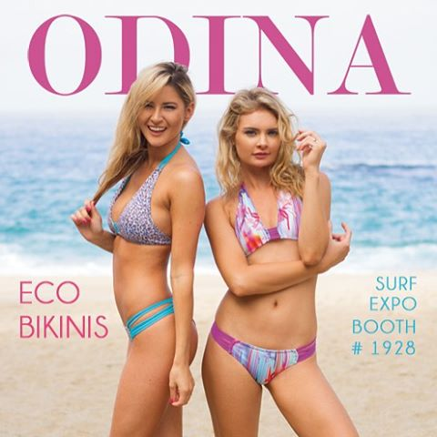 Come see us at Surf Expo in Orlando tomorrow at booth 1928! We will be showing all new styles and colorways!! Come see our 2016 collection!  @evaacatherine and @savannaheleven #surfexpo #florida