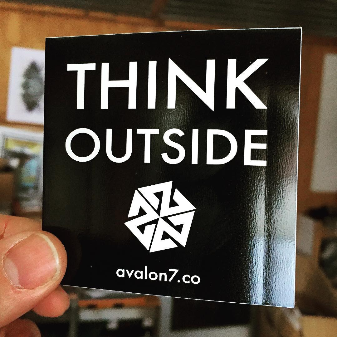There is more to life than what you see on your phone. #avalon7 #futurepositiv #thinkoutside www.avalon7.co