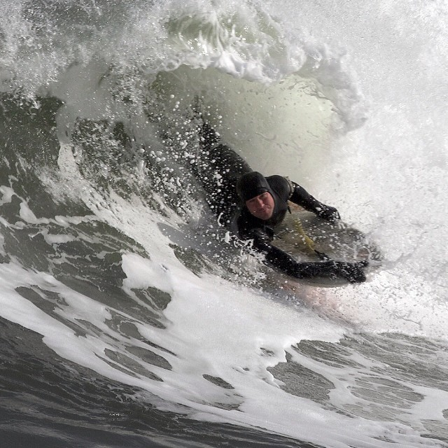 Patrick Redmond grabbing a cold one. #coldasf #coldwatersurf #winter #instagood #photooftheday #like #picoftheday #instadaily #ig #instasurf #webstagram #bestoftheday #love #follow #igdaily #newengland #eastcoastsurf #eastcoast #surf #surfing #wave...
