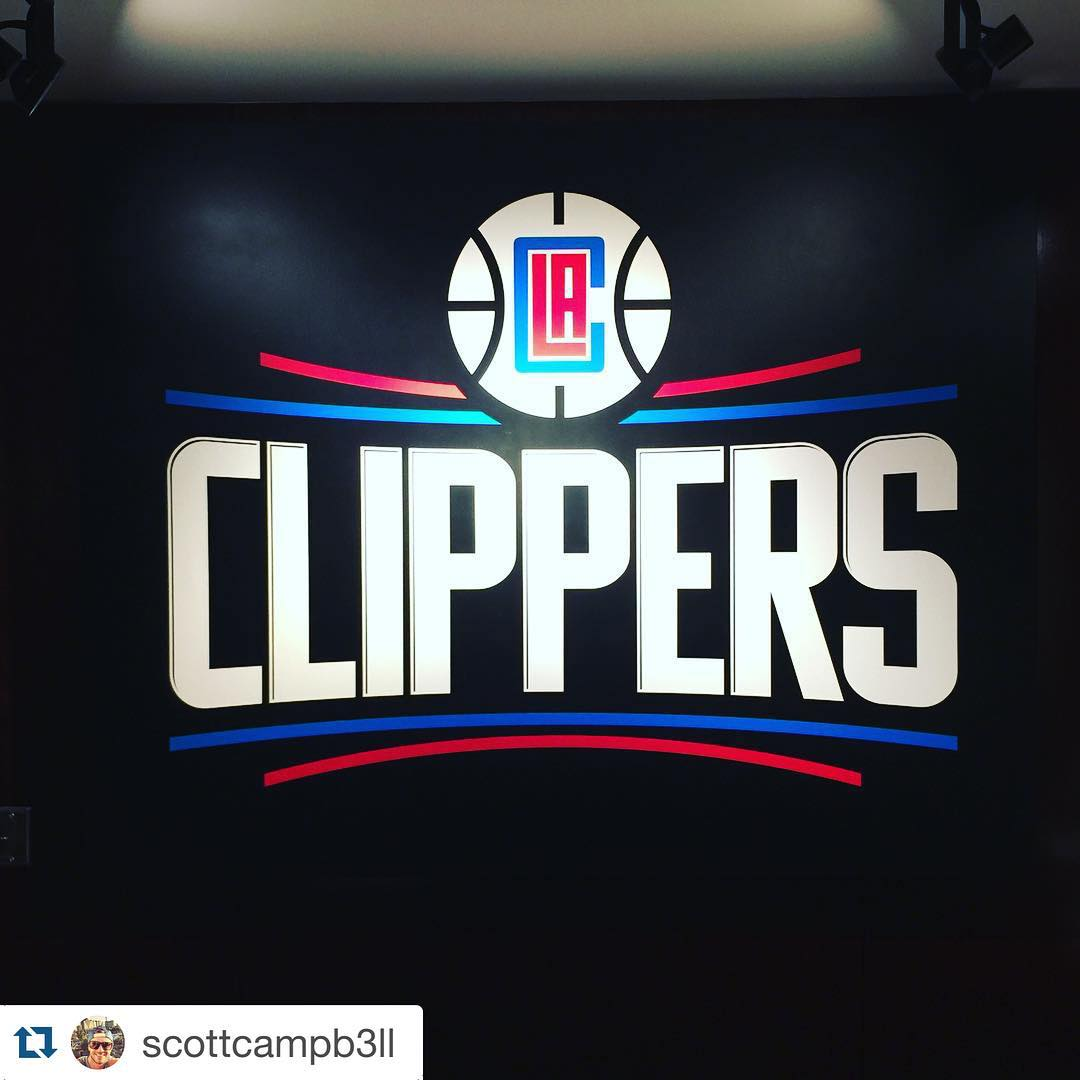 #Repost @scottcampb3ll ... Great meeting with the @laclippers team today for a special #lumativ project! Excited for a killer season of #Clippers #nba #basketball! Stay tuned...