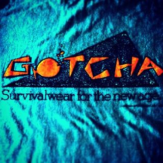 Gotcha -Survival wear for the new age - #surf #skate #music #art #fun