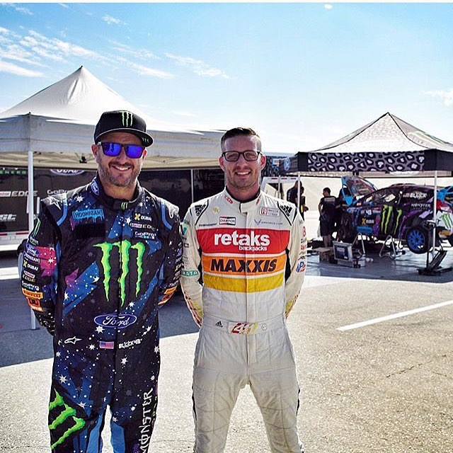 There may just be some top secret hoon-machine behind @kblock43 and @ryantuerck but you'll have to wait to find out #GoonSquadHoonSquad