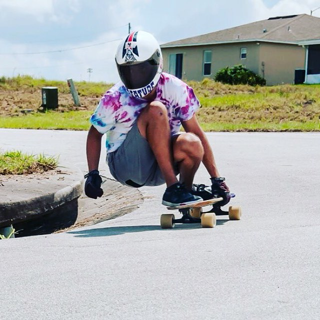 Brandon Johnson (@trillmanati6) made it to the finals of the Summer Pittage race presented by #LurkSHCKAD in Florida. He's the only junior to make it to the finals in the open event and we are stoked! Brandon was smashing on the Stalker V2 at the...