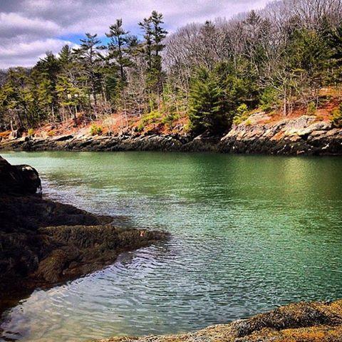 Stronger than rock and deeper than dirt, water finds a way. #Flowfold  Photo: @matt_m_maine  Follow @Flowfold