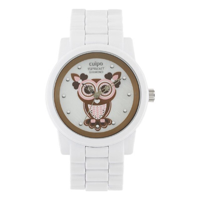 Whoo's got the time Cuipo Sprout watch. Save the rainforest with a watch. #saverainforest #cuipo
