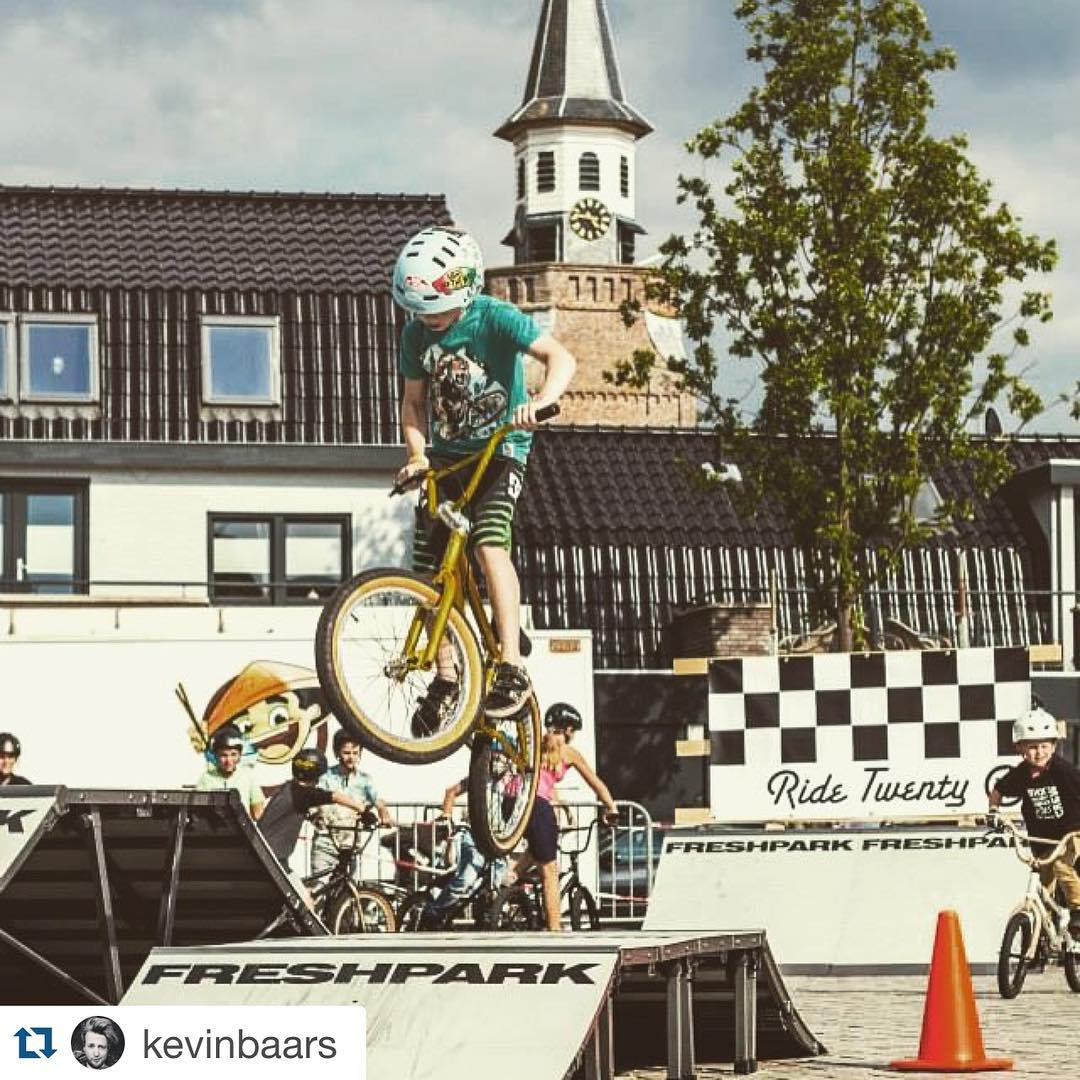 "#Repost @kevinbaars Find the photo album from our ""Bmx it "" event now online at the Ride Twenty Bmx Facebook page! Check it out. Big thanks KM Photography @kimster.89"