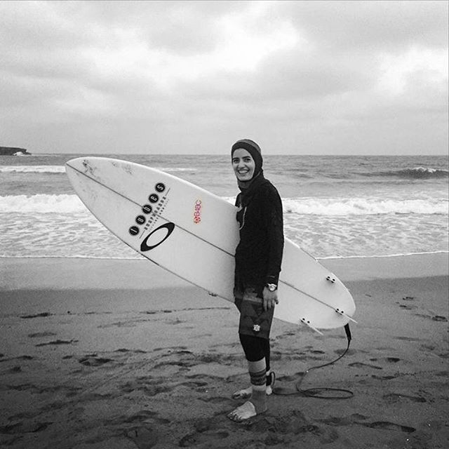 Happy #behealthygetactive Friday! We're excited to feature @starma_, one of the very first people to surf in Iran. Be our next #Friday feature by tagging your photos #behealthygetactive and @b4bc!