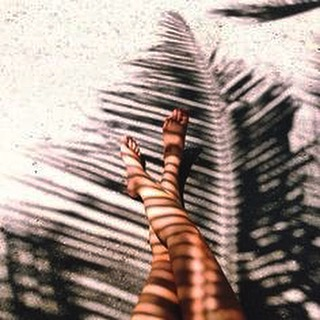 sandy toes // palm tree tan lines #luvsurf #happy #beach #islandstateofmind
