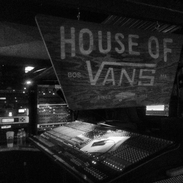 House of @vans poppin off this week at the Middle East Cambridge #middleeast #houseofvans #boston #earlsweatshirt