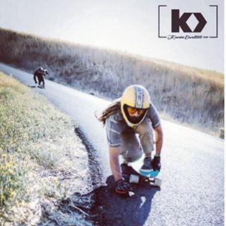 Team rider Adrian Da Kine--@adrian_da_kine taking that inside line at Maryhill!