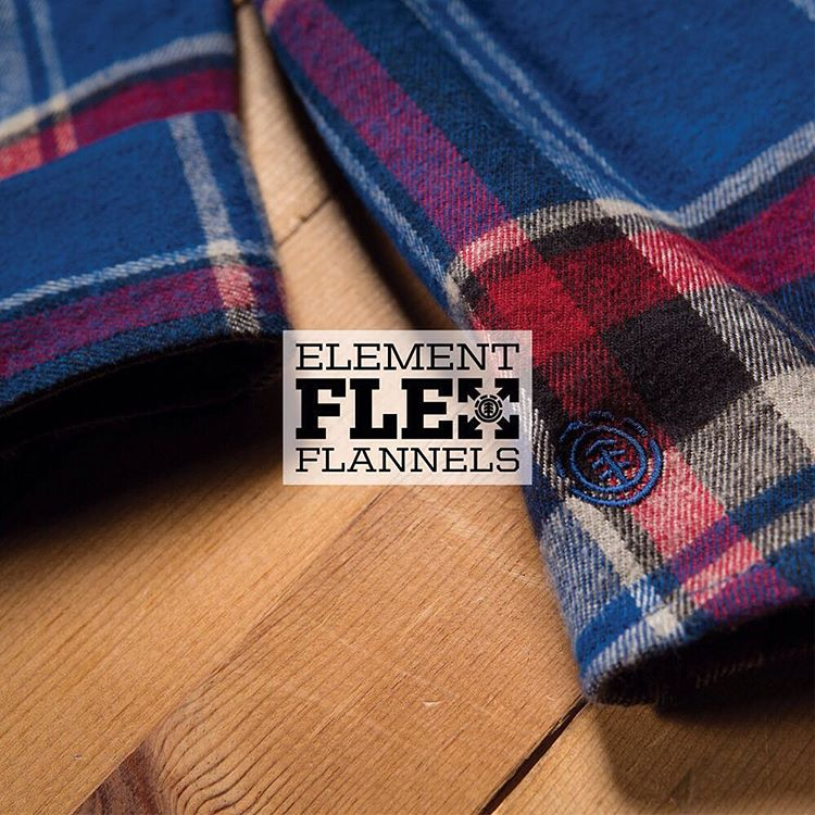 Ride without restrictions: Element Flex Flannels are made with movement in mind. Constructed of heavyweight brushed flannel, with 2% flex, and made in Conscious By Nature Solar Powered factories to ensure minimal carbon footprint. LINK IN BIO >>>...