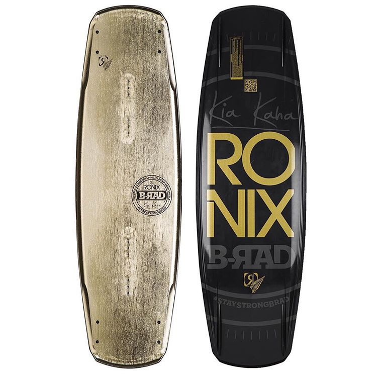 Two of these limited B-RAD @bradsmeele @ronixwakeboards are up for bids right now in the annual WSIA Auction. 100% of the winning bids will be TAX DEDUCTIBLE and goes directly to Brad Smeele's Recovery Fund. NO LIMIT! Auction ends 11am Sat. 9/12 at...