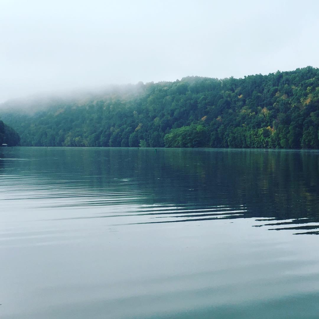 #morning #butter in the fog #JustSendIt #mastercraft #WhoaBrah #wakeboarding #wakeupandride #wakesurfing @ryehoff @eseibold