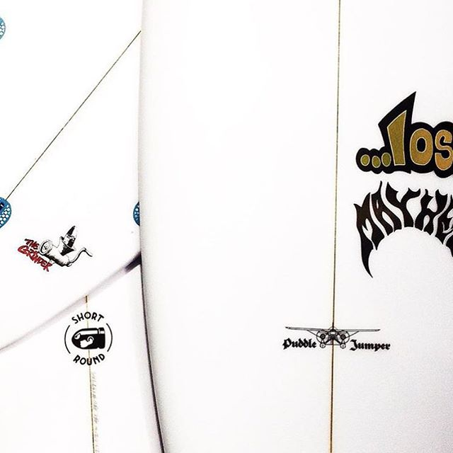 Come try the new ...Lost V2 Grinder, ShortRound & Puddle Jumper today at County Line and then again tomorrow at Surfride Beach in Malibu. 8 am - 2 pm
