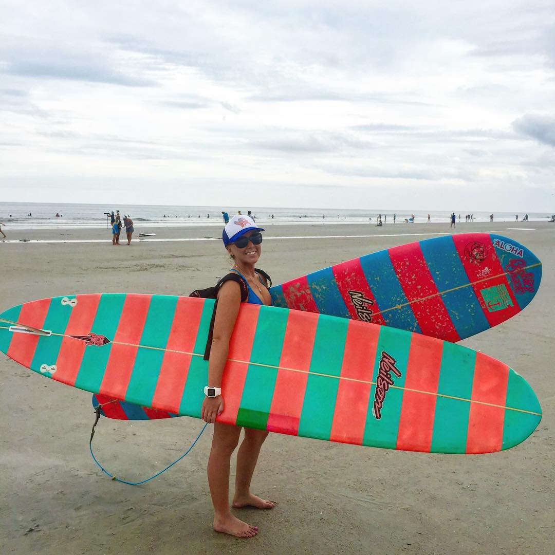BOARDS ON BOARDS ON BOARDS #luvsurf @sistersofthesea #sistersofthesea2015 #babesonboards #longboard #twoforone