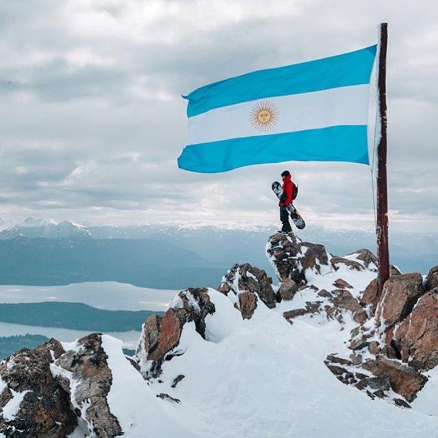 #Regram de @vans_europe El viaje del team de @vanssnow por Argentina llegó a su fin