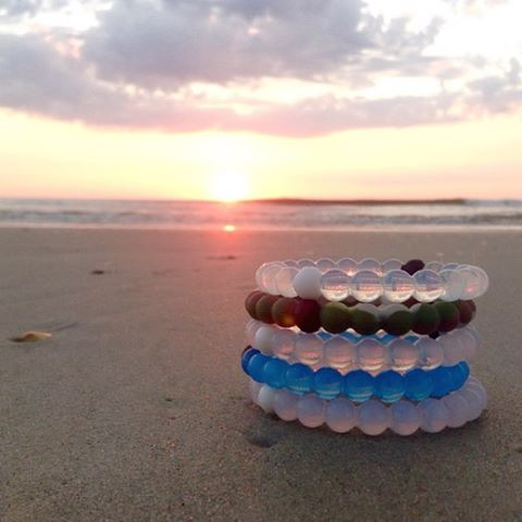 First there was classic, followed by blue, then we went wild…  Who's waiting for something new?  Counting down the hours – check in when the sun comes up! #livelokai Thanks @artistryandphotography