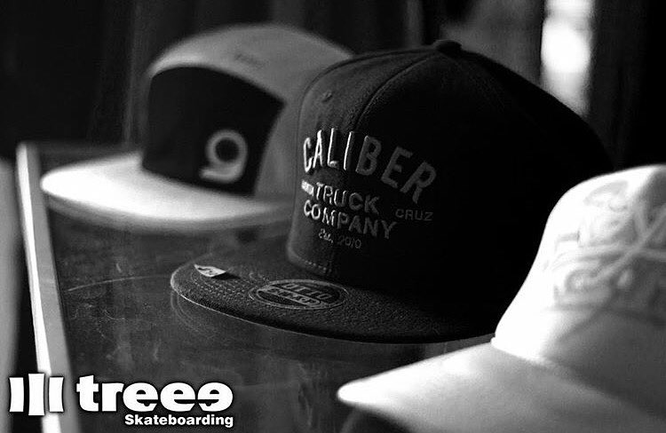 @treeeskateboarding has got what you need when it comes to Caliber