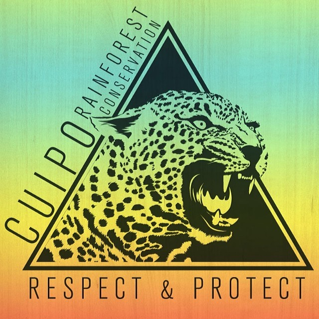 Respect and protect. #saverainforest #cuipo Cuipo.org products that save.