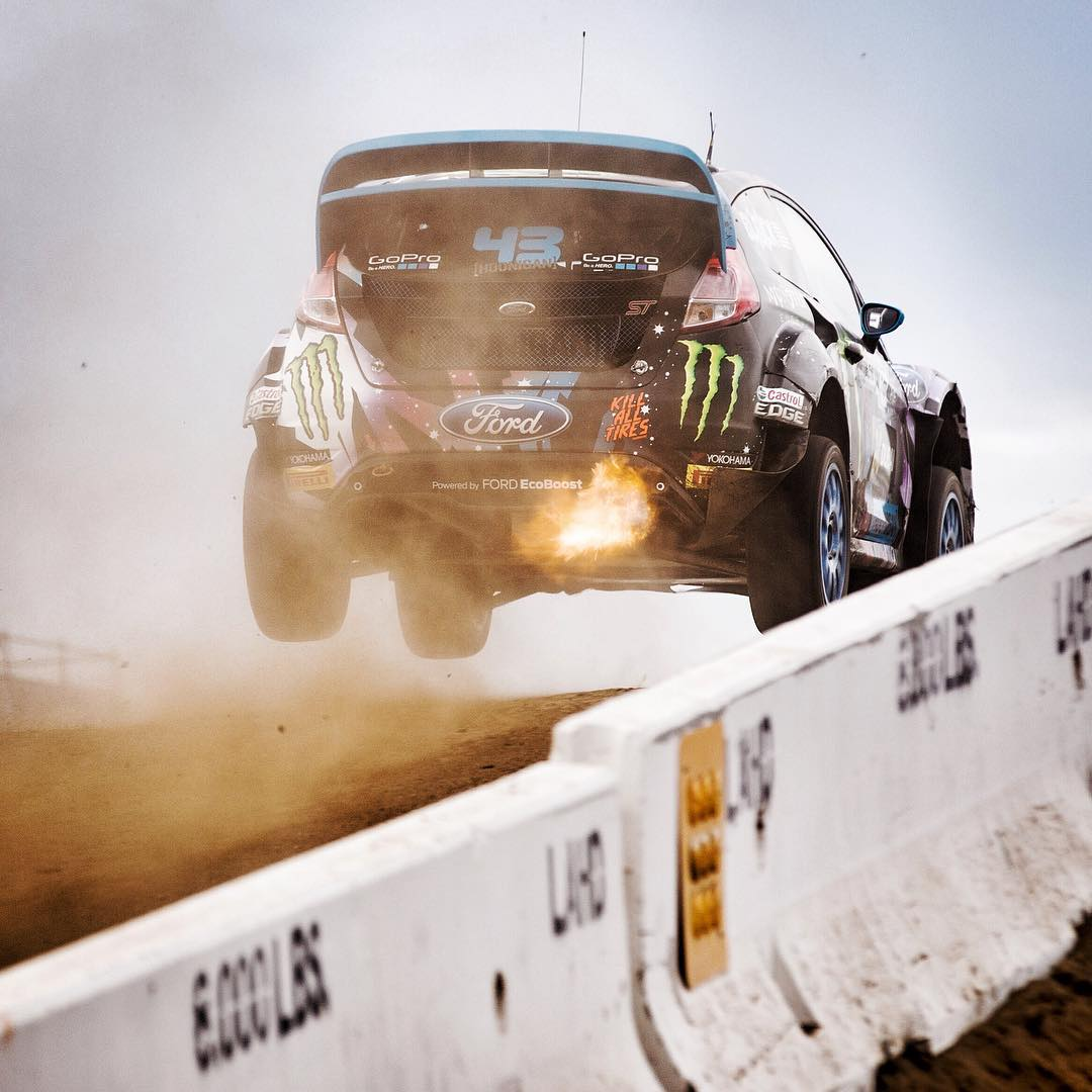 Even after having a REALLY bad day yesterday and despite not making the final, I managed to increase my championship point lead! I scored seven #GlobalRallycross championship points yesterday, because I technically finished 11th, and Travis Pastrana's...