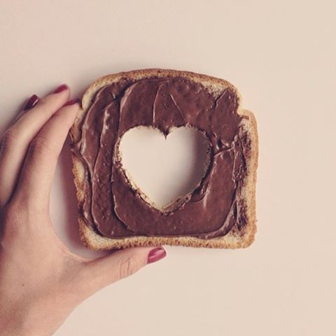 Buen #lunes! Mucho amor ❤️ #iseeheartseverywhere