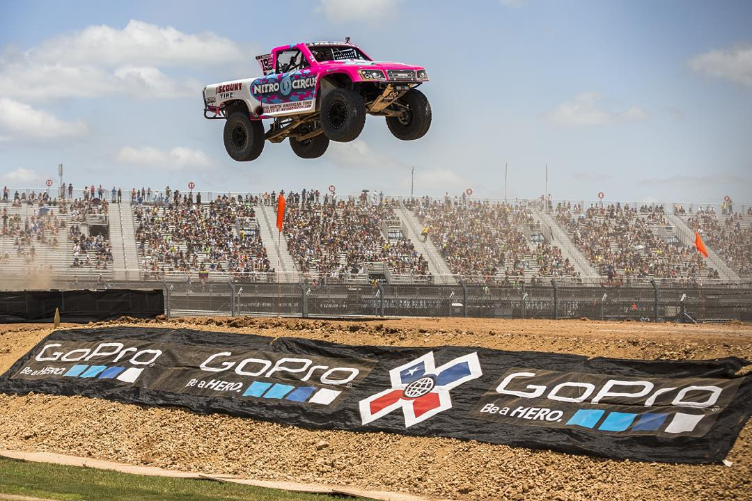 """In life, you're along for the ride either way.  You might as well make it fun!""-@travispastrana #MondayMotivation ("