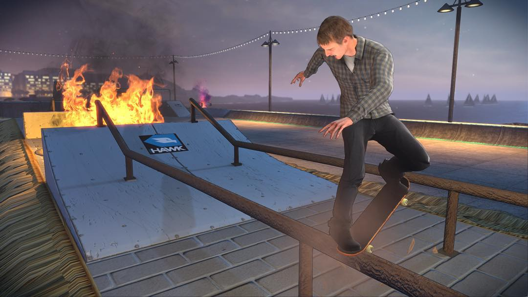 The release of '@TonyHawk's Pro Skater 5' is only 15 days away!