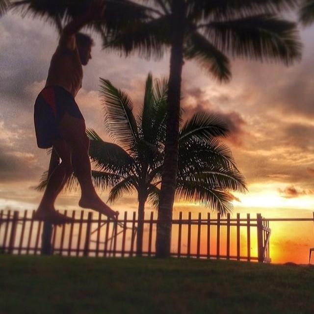 Postal de @mpasseri en Ecuador #soul #surfing #sunset #reefargentina