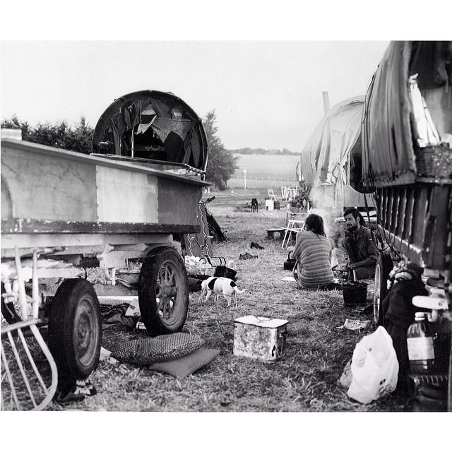 Check out the @iainmckell interview on the website now. #gypsies #gypsielife #drifters #england #uk #iainmckell #wagon #caravan #steezmagazine #steez