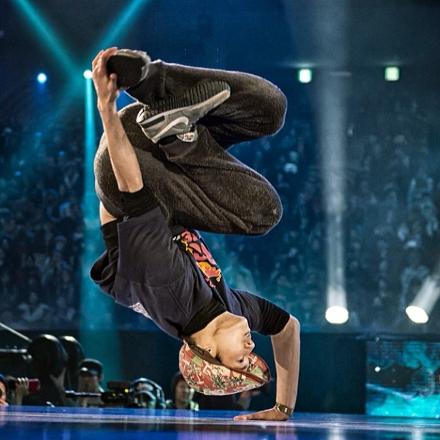 Missed last year's @RedBullBCOne? Catch the world's best Bboy's battling it out in Seoul on @OvationTV this Saturday, from 12PM ET/9AM PT.