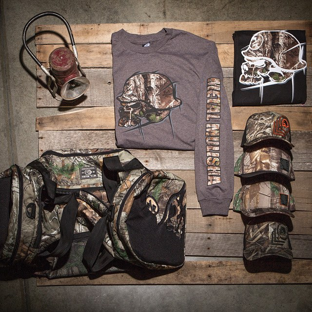 The @RealTreeOutdoors ✖️ #MetalMulisha