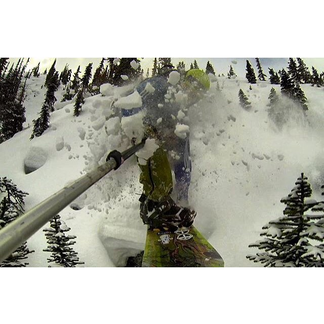 Team rider from #Canada @goldenrider4two0❄️#GoPro #EmbraceYourOpportunity #Snowboarding
